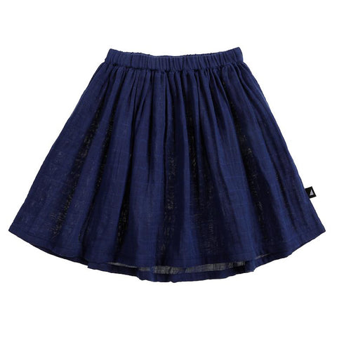 Anarkid Muslin Skirt Navy