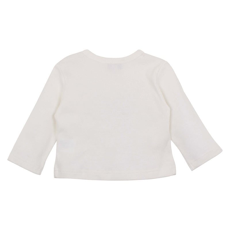 Bebe Alexander Raccoon Top - Cloud