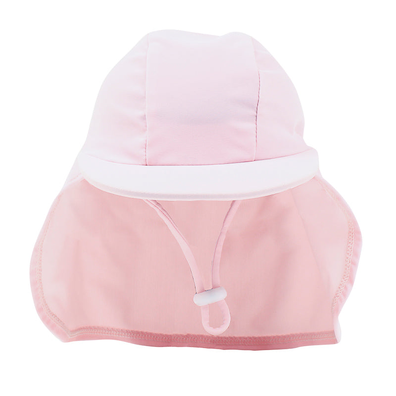 Bebe Emma Plain Legionnaires Hat - Pink Angel Hats and Beanies Bebe - Little Styles