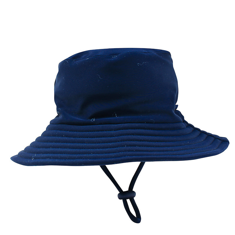 Bebe Jayce Swim Sun Hat - Royal Navy Hats and Beanies Bebe - Little Styles