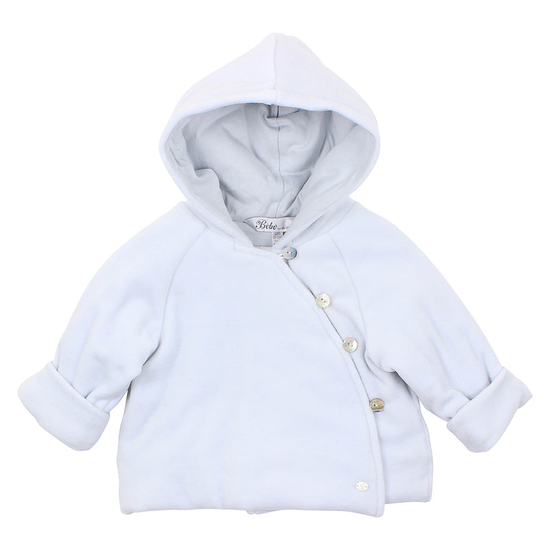 Bebe Leo Padded Jacket - Pale Blue