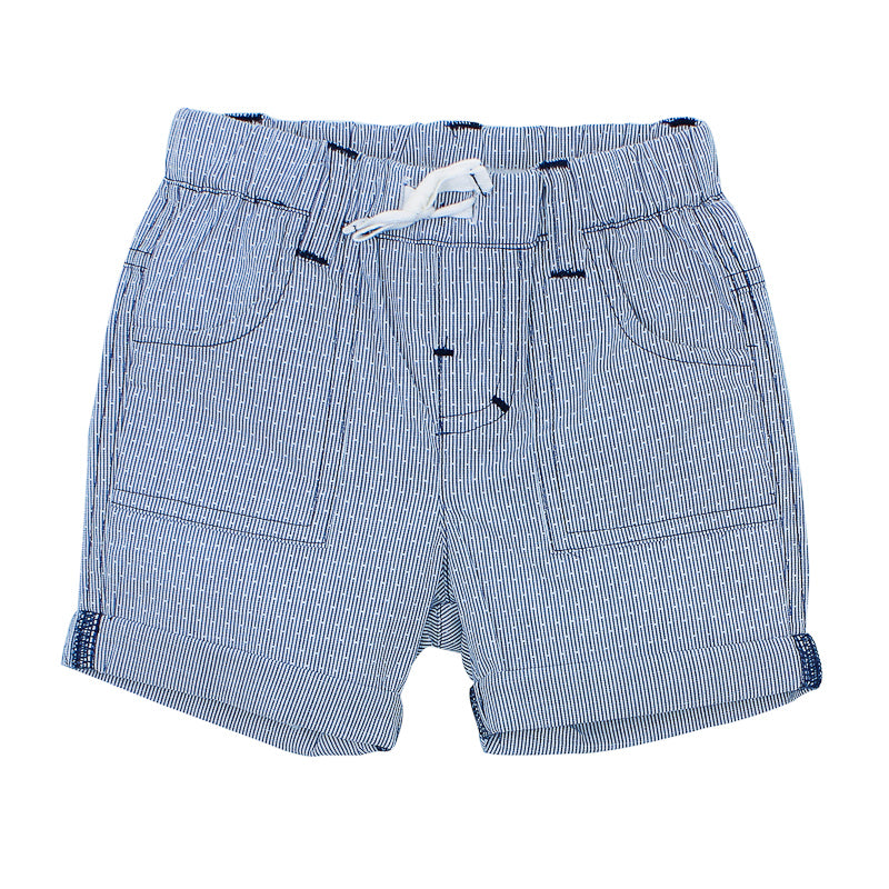 Bebe Leon Stripe Short Shorts Bebe - Little Styles