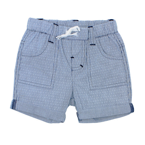 Bebe Leon Stripe Short