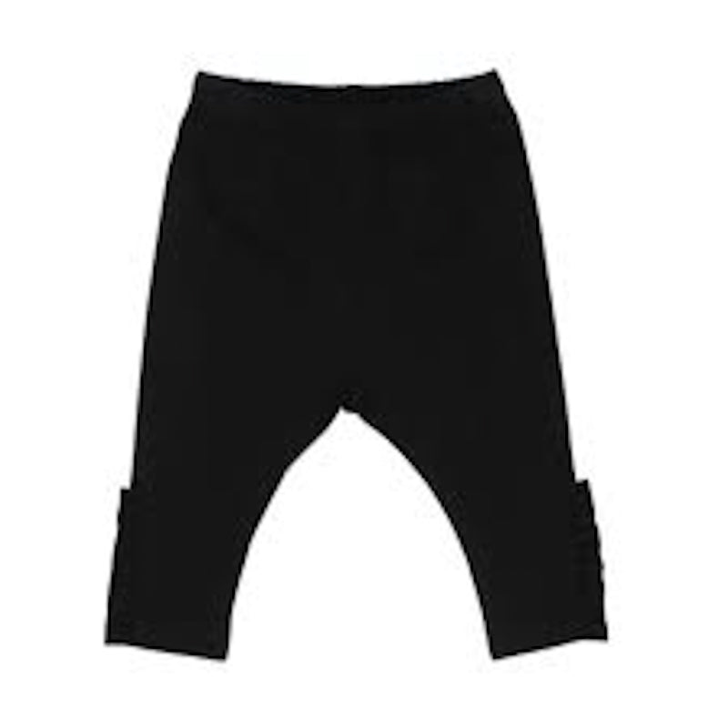 Bebe Lorna Leggings Black Marle Pants Bebe - Little Styles
