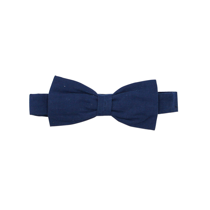 Bebe Theo Bow Tie - Royal Navy Accessories Bebe - Little Styles