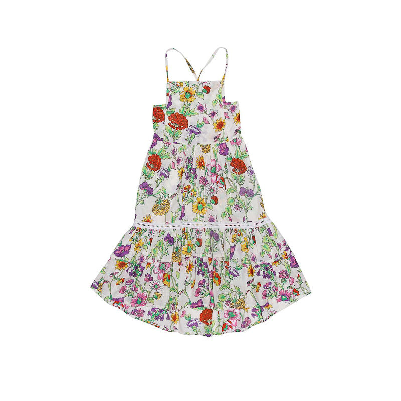 Coco and Ginger Lilac Dress Sand Fiore Dresses Coco and Ginger - Little Styles