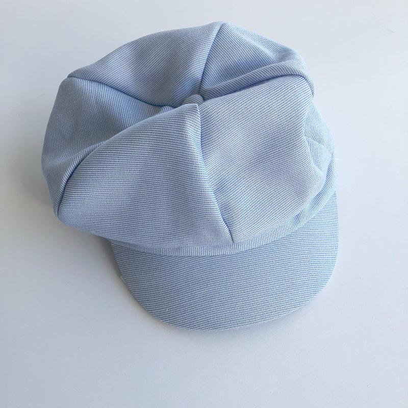 Fox & Finch Baby Carter Hat Blue Mist Hats Fox & Finch Baby - Little Styles