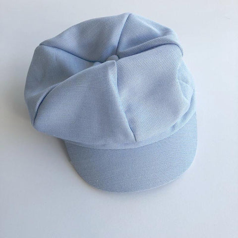 Fox & Finch Baby Carter Hat Blue Mist