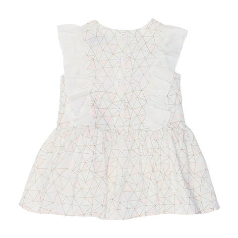 Fox & Finch Baby High Tea Geo Dress