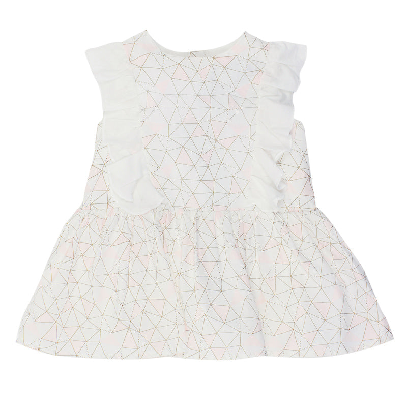 Fox & Finch Baby High Tea Geo Dress Dresses Fox & Finch Baby - Little Styles