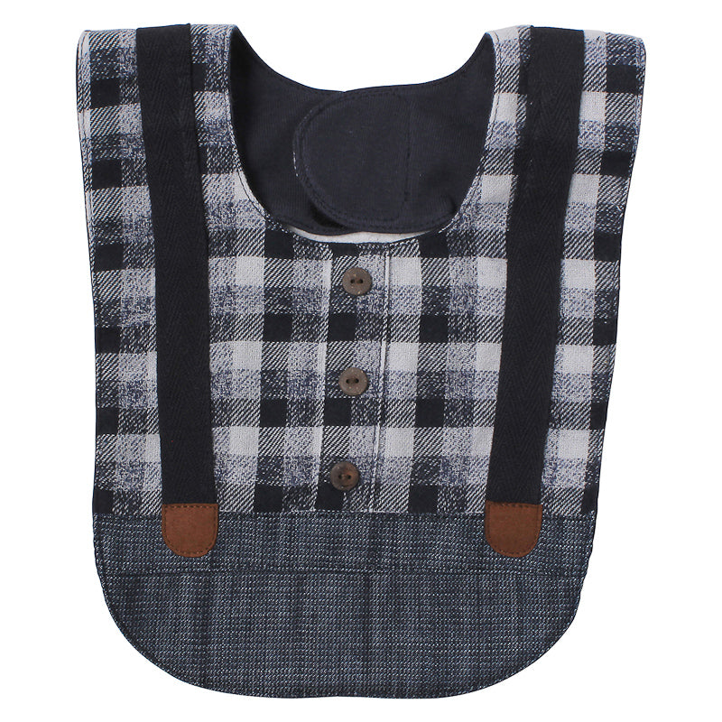 Fox & Finch Baby Hinterland Bib - Multi