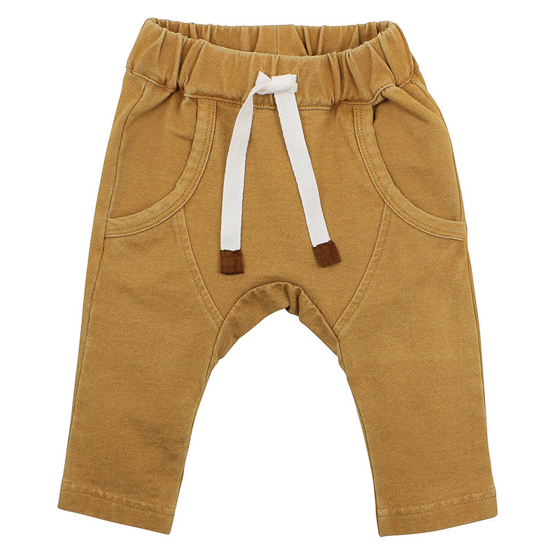 Fox & Finch Baby Hinterland Soft Pant - Cinnamon