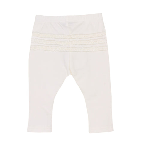 Fox & Finch Baby Galaxy Legging - Cloud White