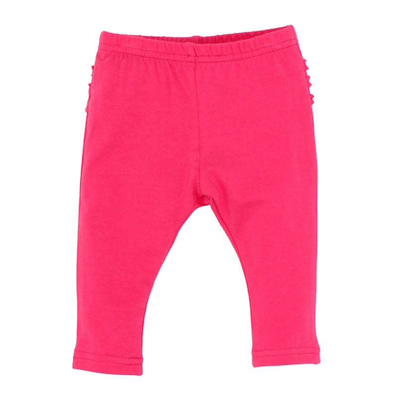 Fox & Finch Peru Legging - Hot Pink Pants Fox & Finch Baby - Little Styles