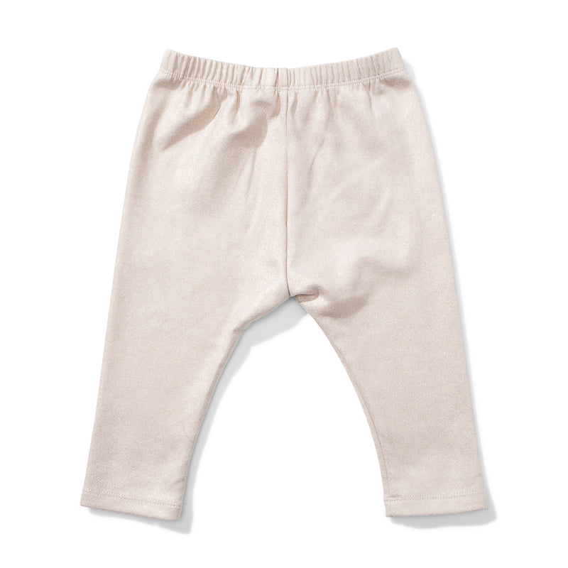 Lil Missie Skins Legging - Almond Pants Munster - Little Styles