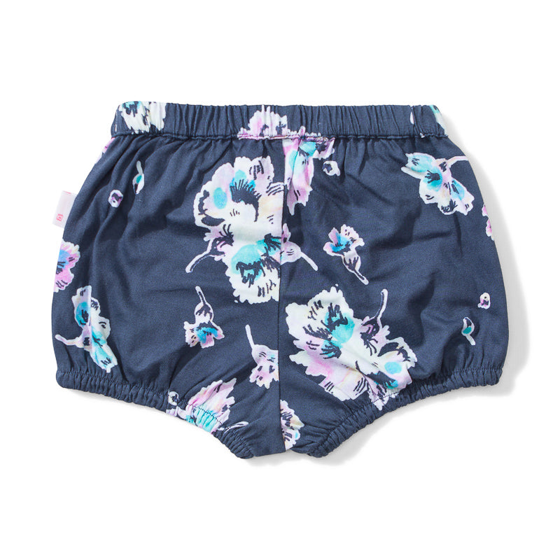 Lil Missie Song Jersey Short - Water Floral Shorts Munster - Little Styles
