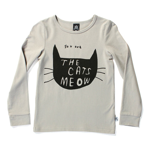 Littlehorn Cats Meow T-shirt