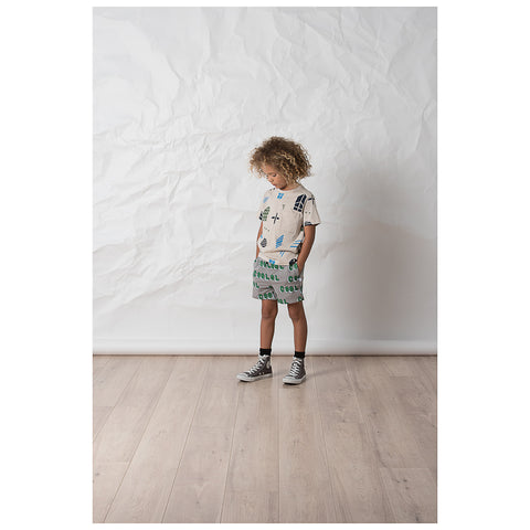 Littlehorn Cool Cool Sweat Short - Slate