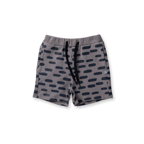 Littlehorn Dash Sweat Short - Slate