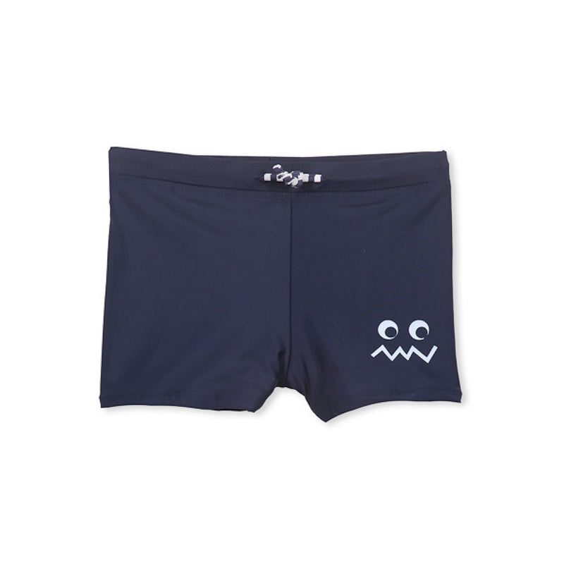 Milky Euro Pant - Midnight Blue Short Milky - Little Styles
