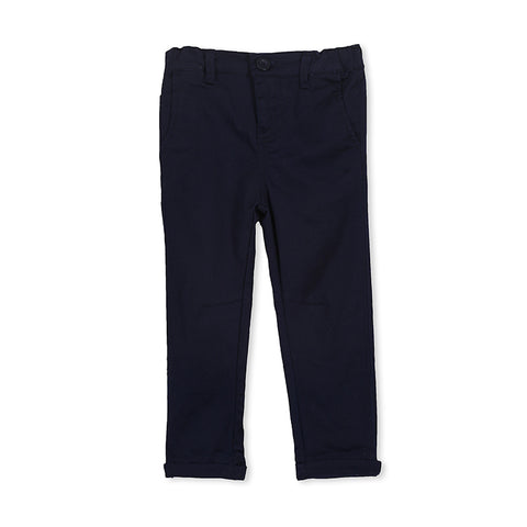 Milky Navy Chino - French Navy