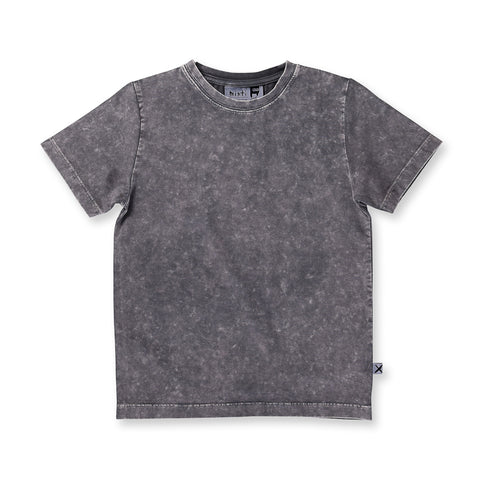 Minti Blasted Tee - Grey Wash