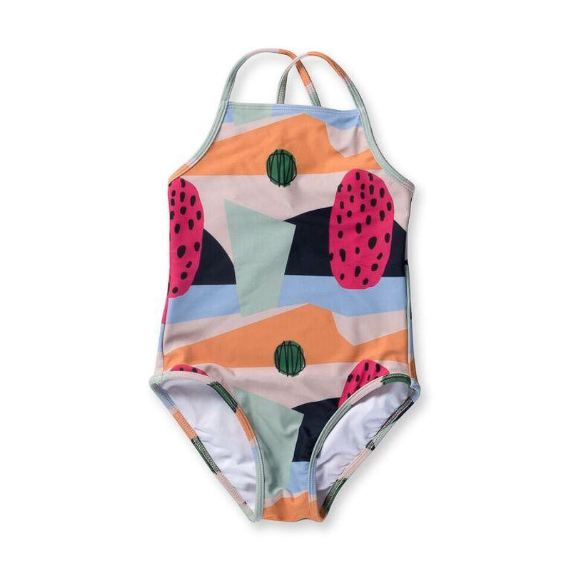 Minti Favourite Colours Swimsuit - Multi Swimwear Minti - Little Styles