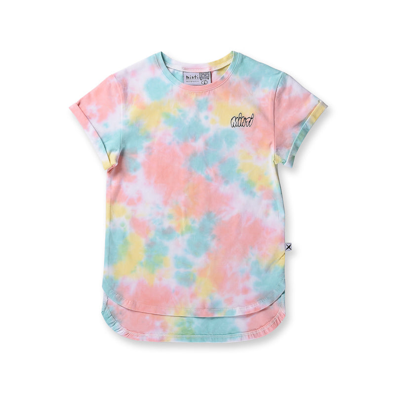 Minti Frosty Drop Tee - Multi Tops Minti - Little Styles