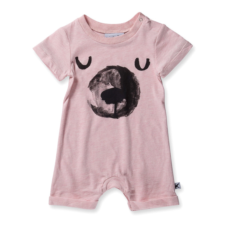 Minti Baby Sleepy Bear Brooklyn Suit - Ballet Onesies Minti - Little Styles