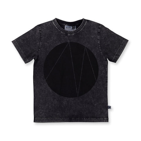 Minti Subtle Tee - Black Wash