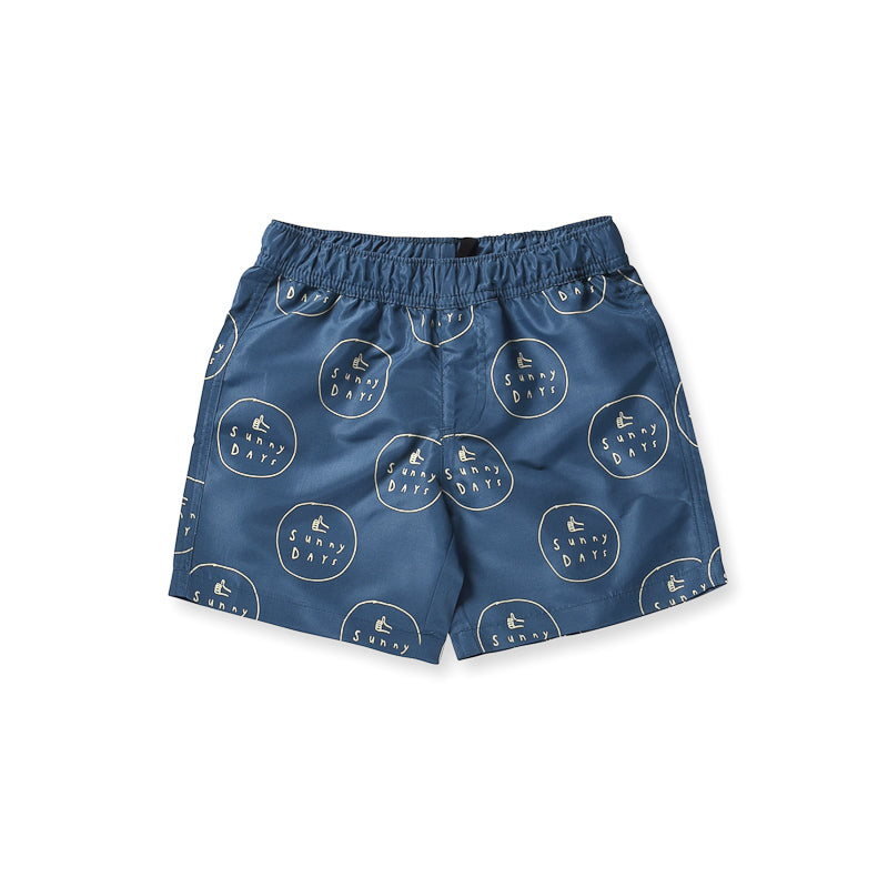 Minti Sunny Days Boardies - Midnight Swimwear Minti - Little Styles