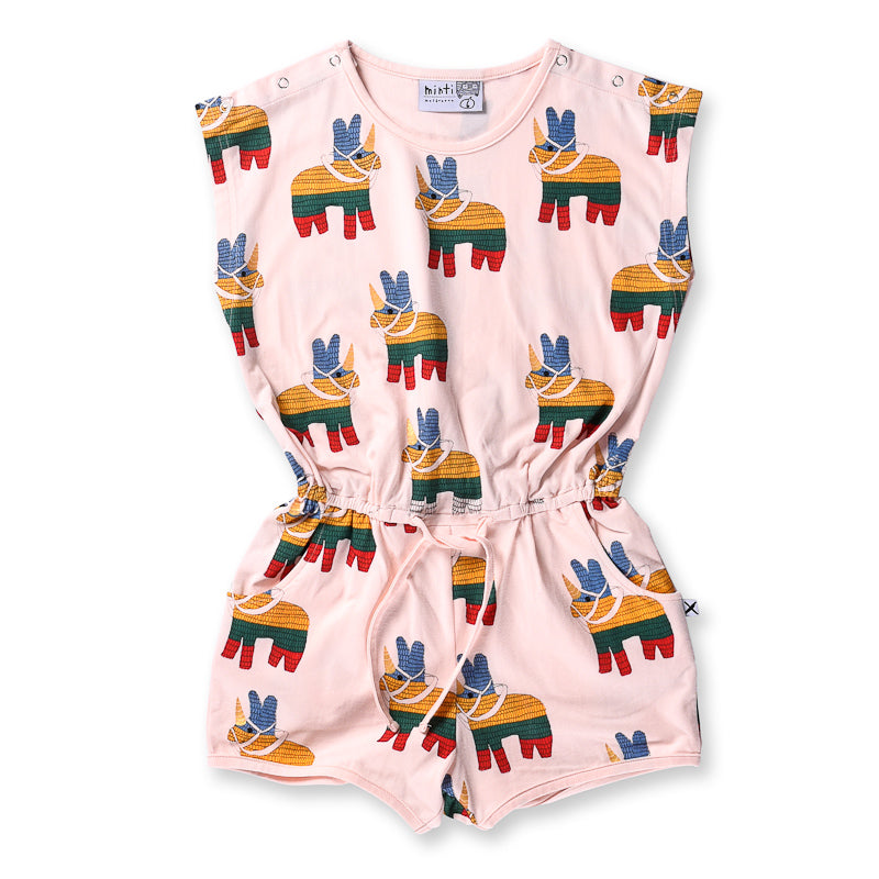 Minti Unicorn Pinata Playsuit - Ballet Playsuits Minti - Little Styles