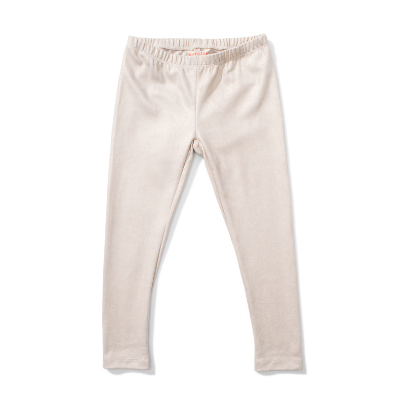 Missie Munster Diesel Legging - Almond Pants Munster - Little Styles