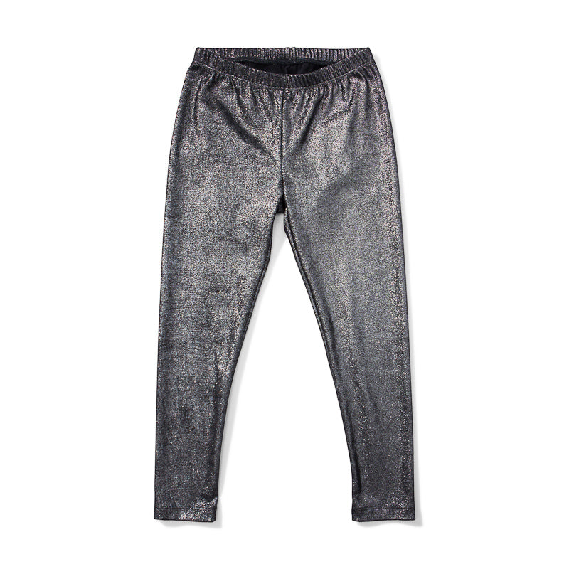 Missie Munster Diesel Legging - Black Pants Munster - Little Styles