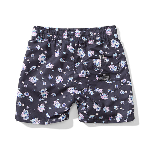 Munster Buddy Poly Board Short - Charcoal