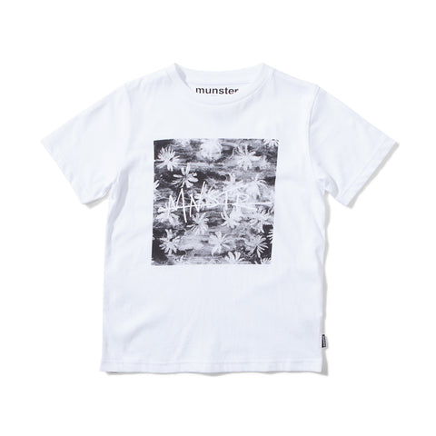 Munster Toucs Jersey Short Sleeve Tee - White
