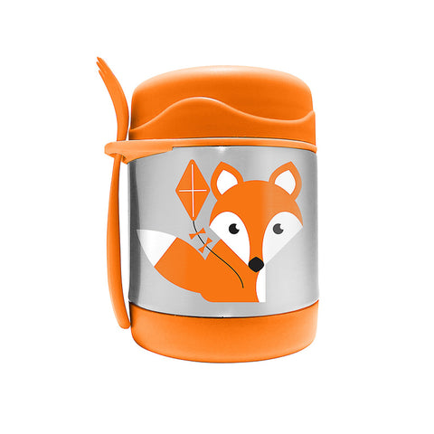 My Family Food Jar & Slidelock Foxy Combo