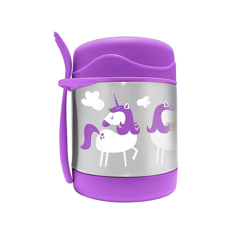 My Family Food Jar & Slidelock Unicorn Combo
