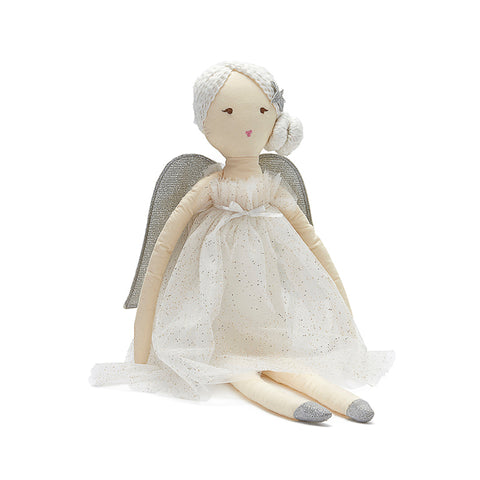 Nana Huchy Isabella the Angel - White