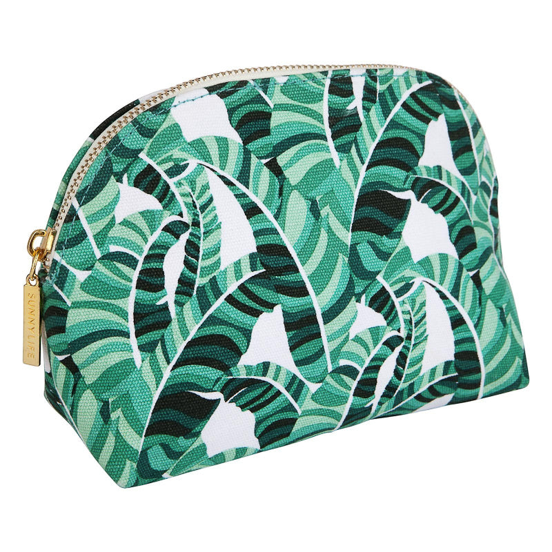 Sunnylife Make-Up Pouch Banana Palm Bags Sunnylife - Little Styles