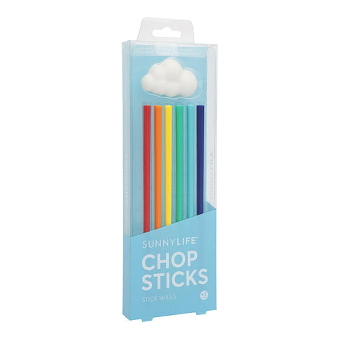 Sunnylife Rainbow Chop Sticks