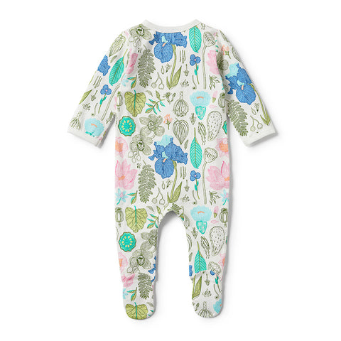 Wilson & Frenchy Flora Long Sleeve Zipsuit