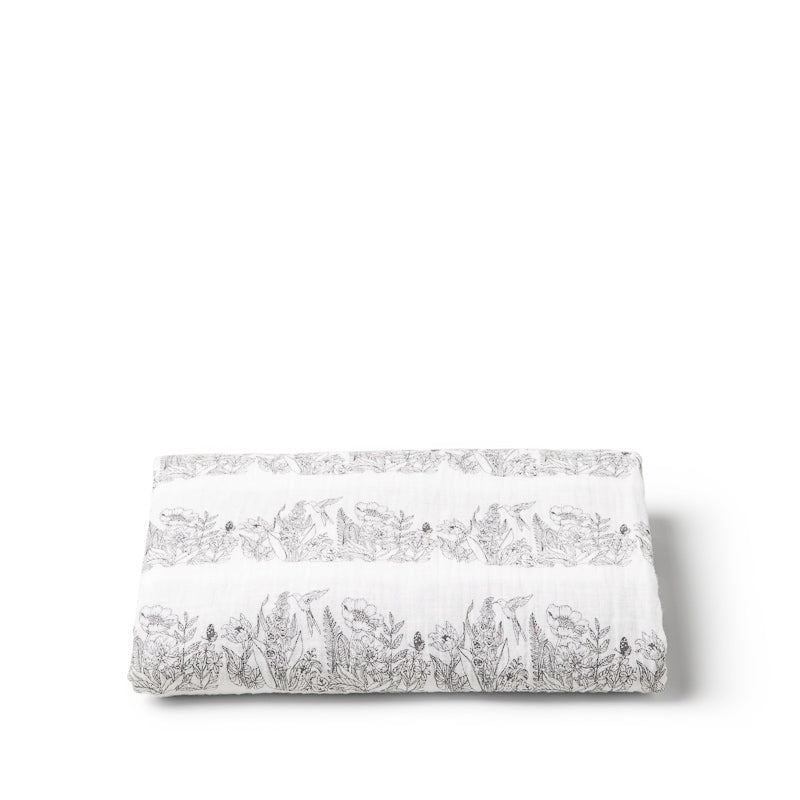 Wilson & Frenchy Wonderful Muslin Wrap Blanket Wilson & Frenchy - Little Styles