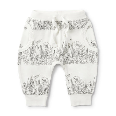 Wilson & Frenchy Wonderful Pocket Slouch Pant