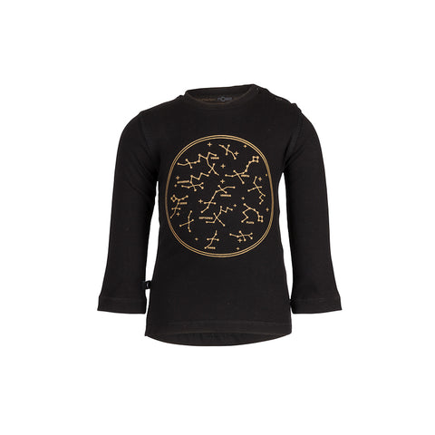 nOeser Hilly Long Sleeve Tee - Eclipse Black