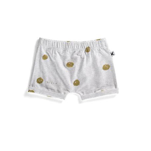 Minti Baby Happy Dots in Gold