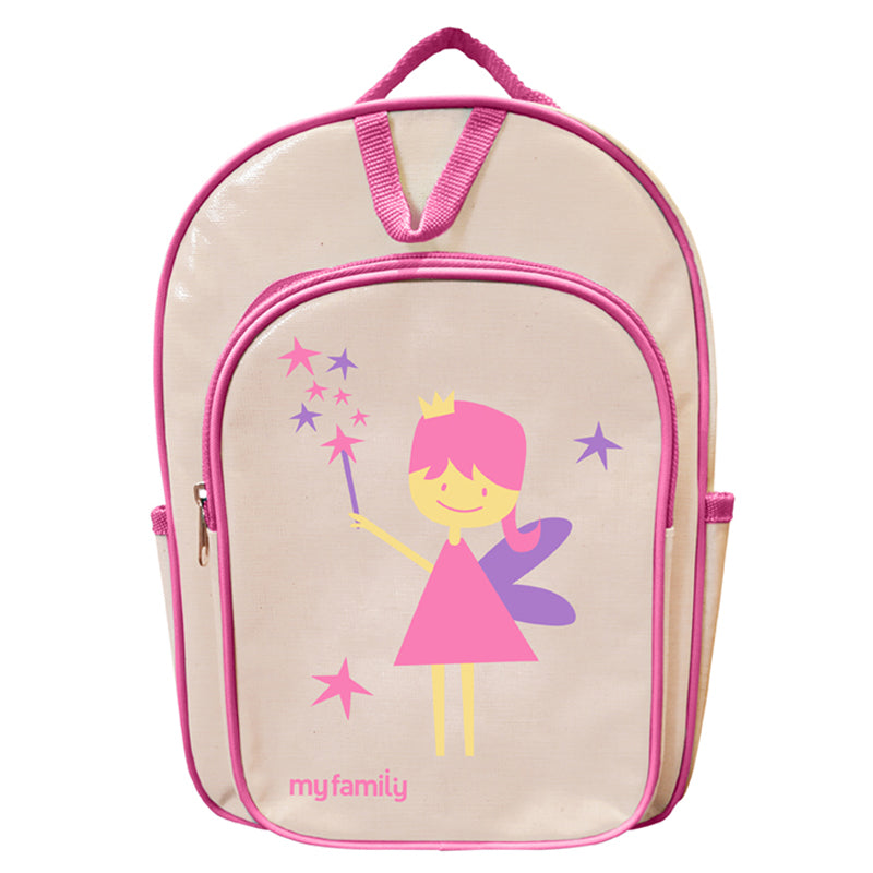 My Family Fairy Back Pack Bags My Family - Little Styles
