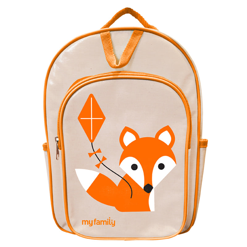 My Family Fox Back Pack Bags My Family - Little Styles