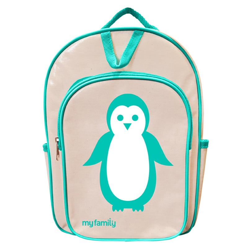 My Family Penguin Back Pack Bags My Family - Little Styles