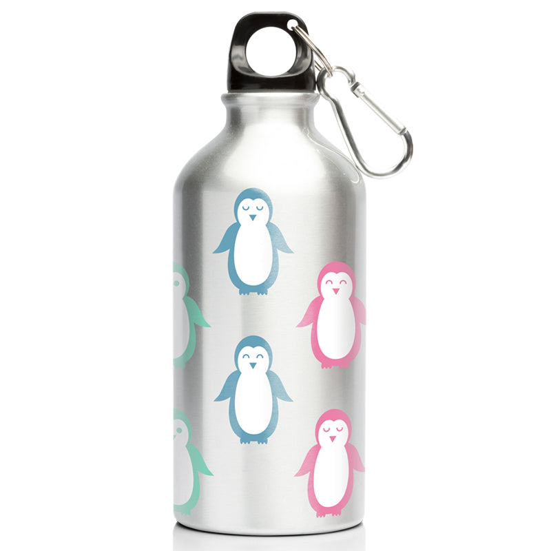 My Family Penguin Drink Bottle 400ml Accessories My Family - Little Styles